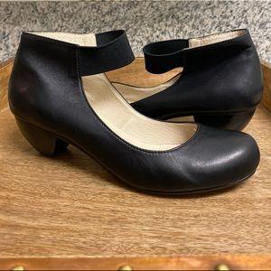 ALL BLACK Footwear Leather Pumps